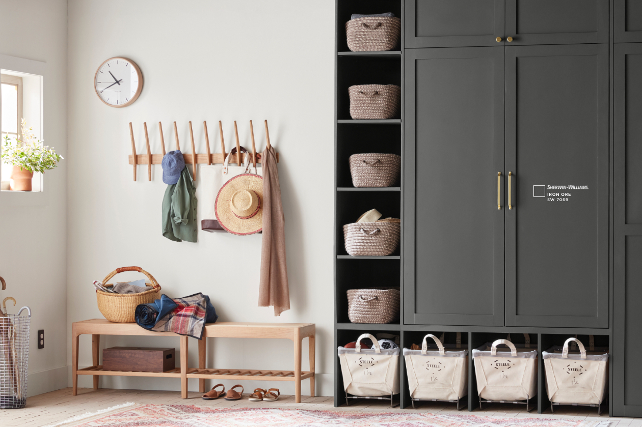 Project: Your Mudroom