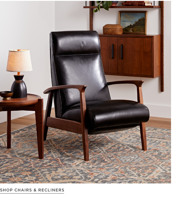 Shop Chairs & Recliners