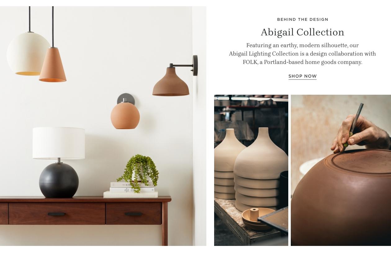 Shop the Abigail Collection