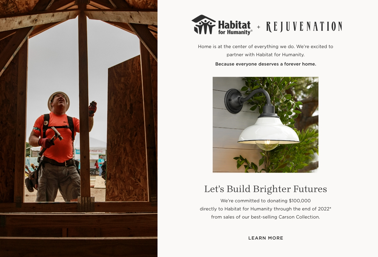 Learn More about Habitat for Humanity