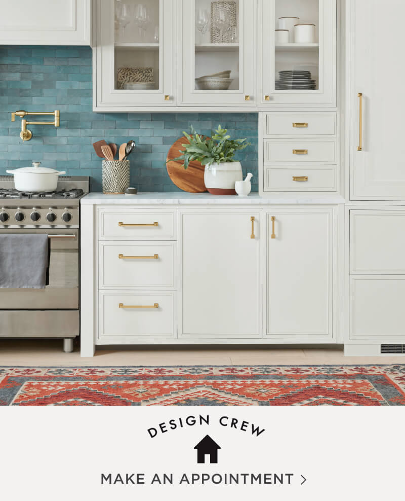 Make An Appointment with Design Crew