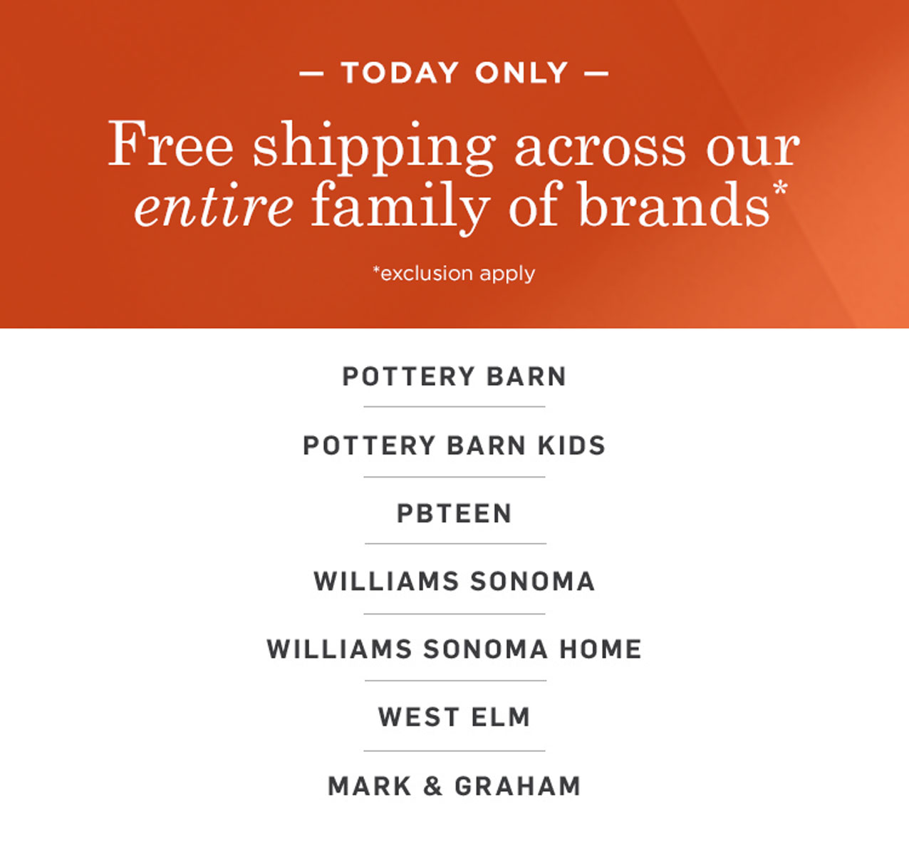 Free Shipping with code: FreeShip