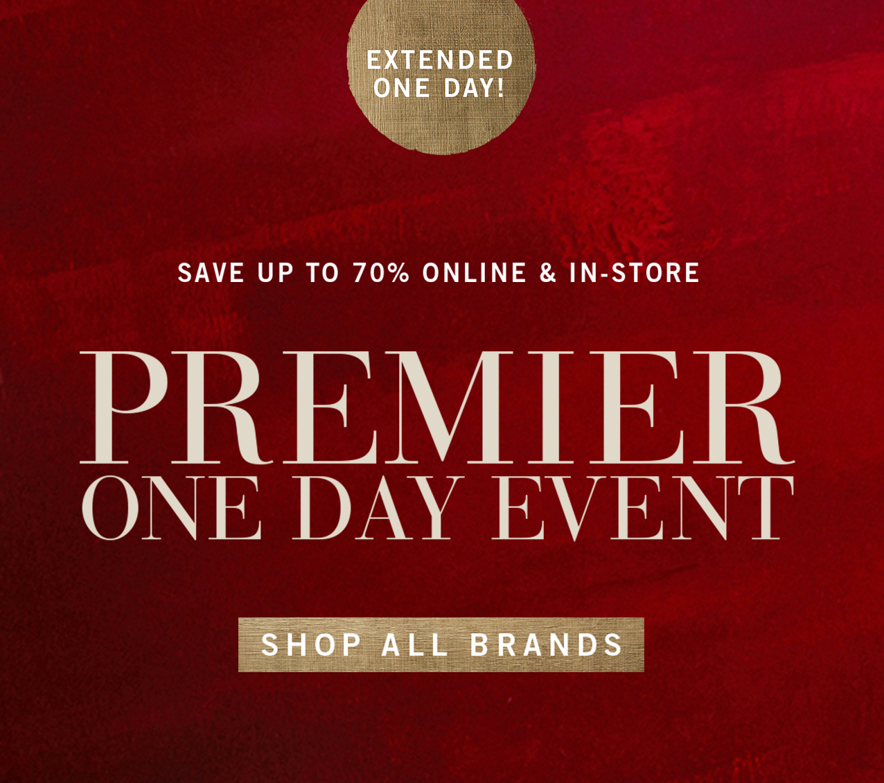 Premier One Day Deals