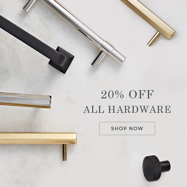 Save 20% on Hardware