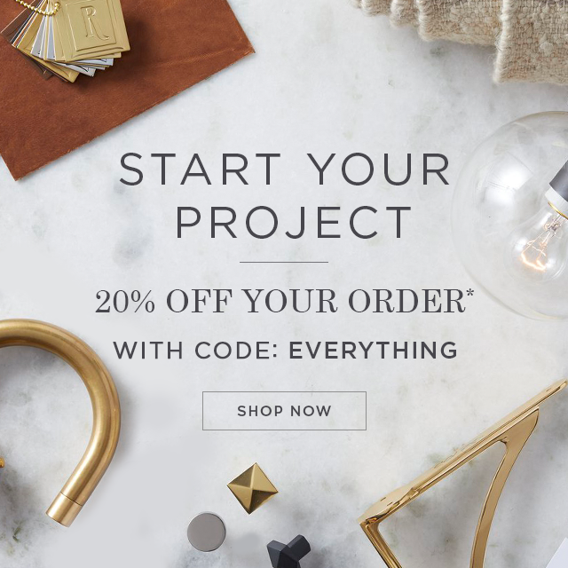 Save 20% with code: EVERYTHING