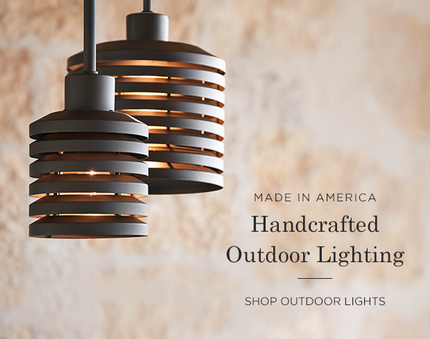 Shop All Outdoor Lighting