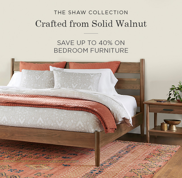 Bedroom Furniture - Save up to 40%