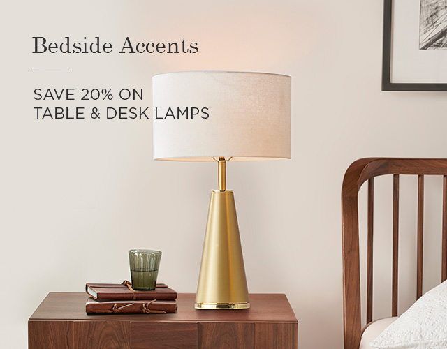 Lamps - Save 20%