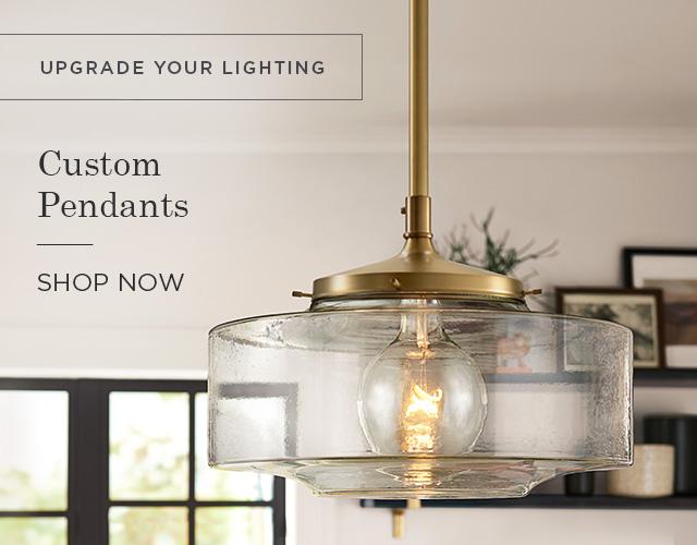 Shop Pendant Lighting