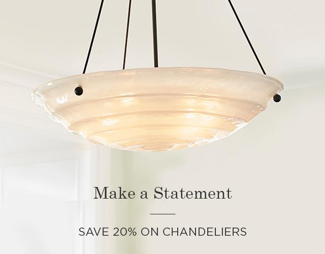 20% Off Chandeliers