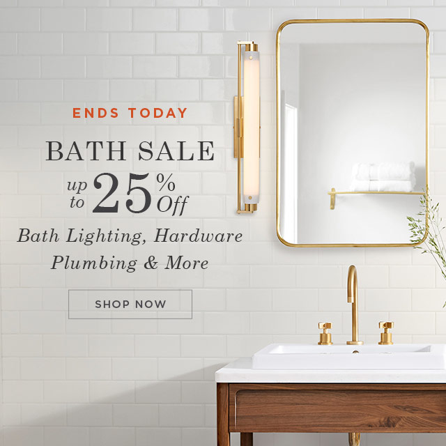 up to 25% Off Bath