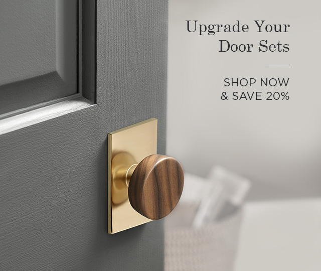 Save 20% on Door Sets