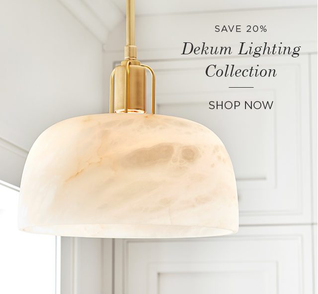 Save 20% on the Dekum Collection
