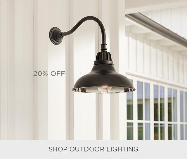 Shop Outdoor Lighting