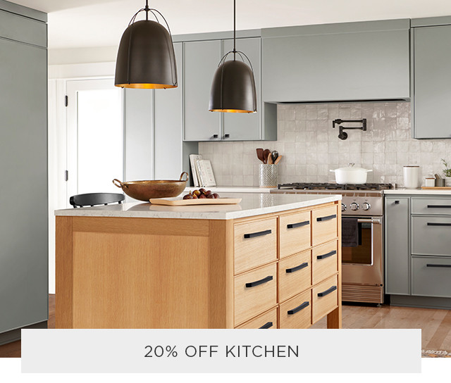 20% Off Kitchen