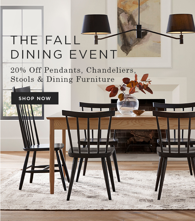 The Fall Dining Event