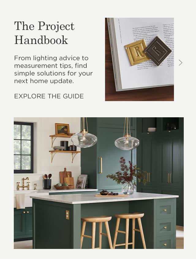 Explore the Project Handbook