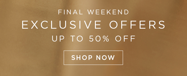 Up to 50% Off Exclusive Offers