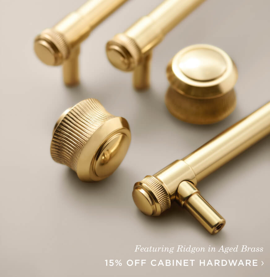 15% Off Cabinet HArdware