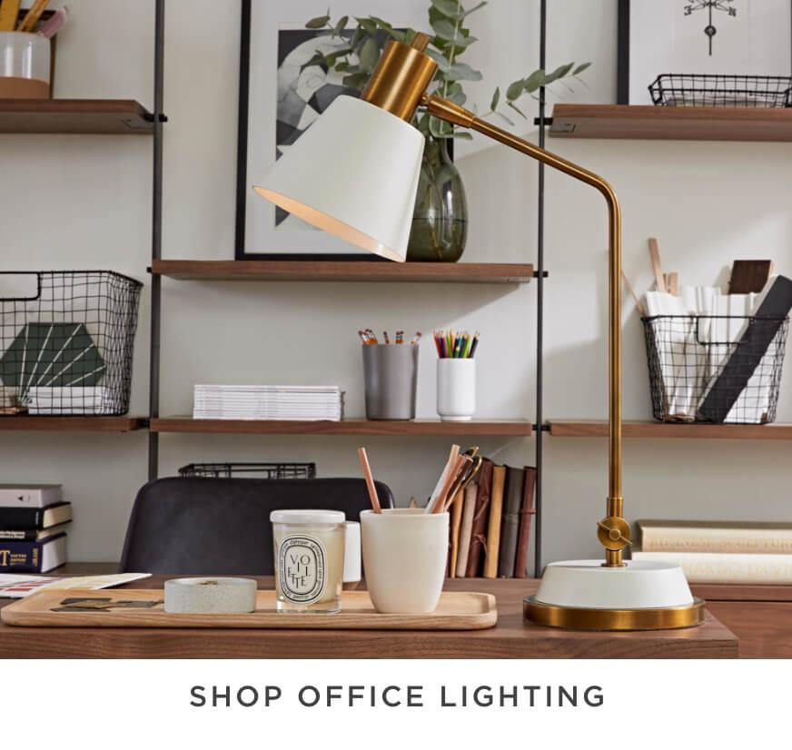 Shop Office Lighting