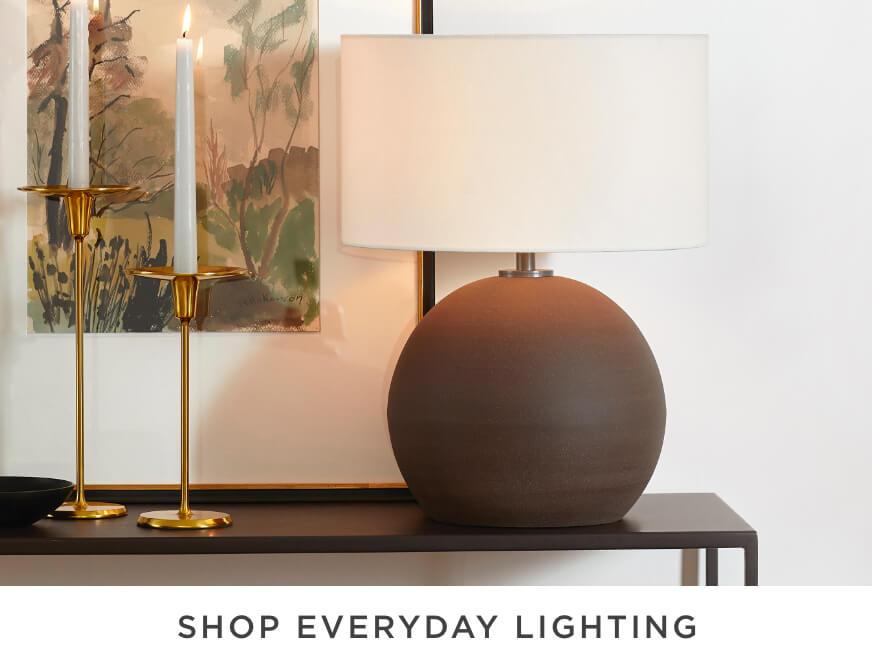 Shop Everyday Lighting