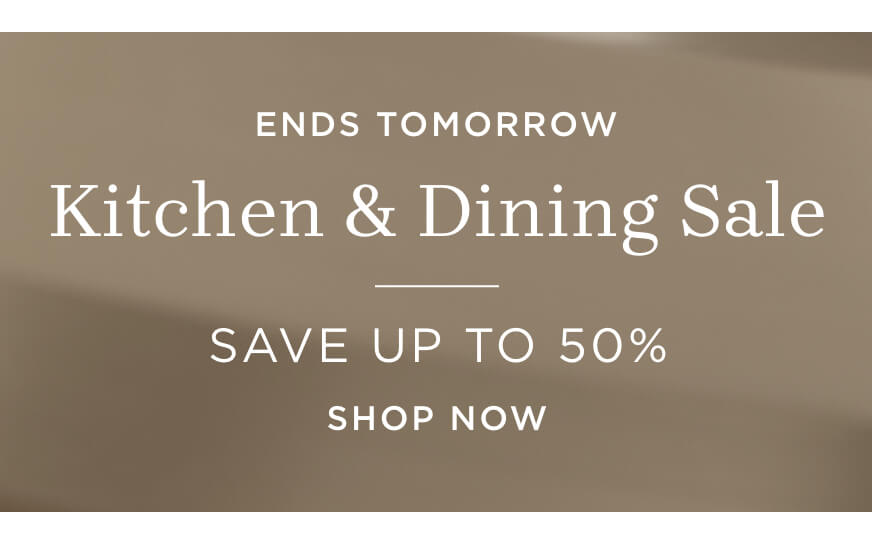 Kitchen & Dining Clearance