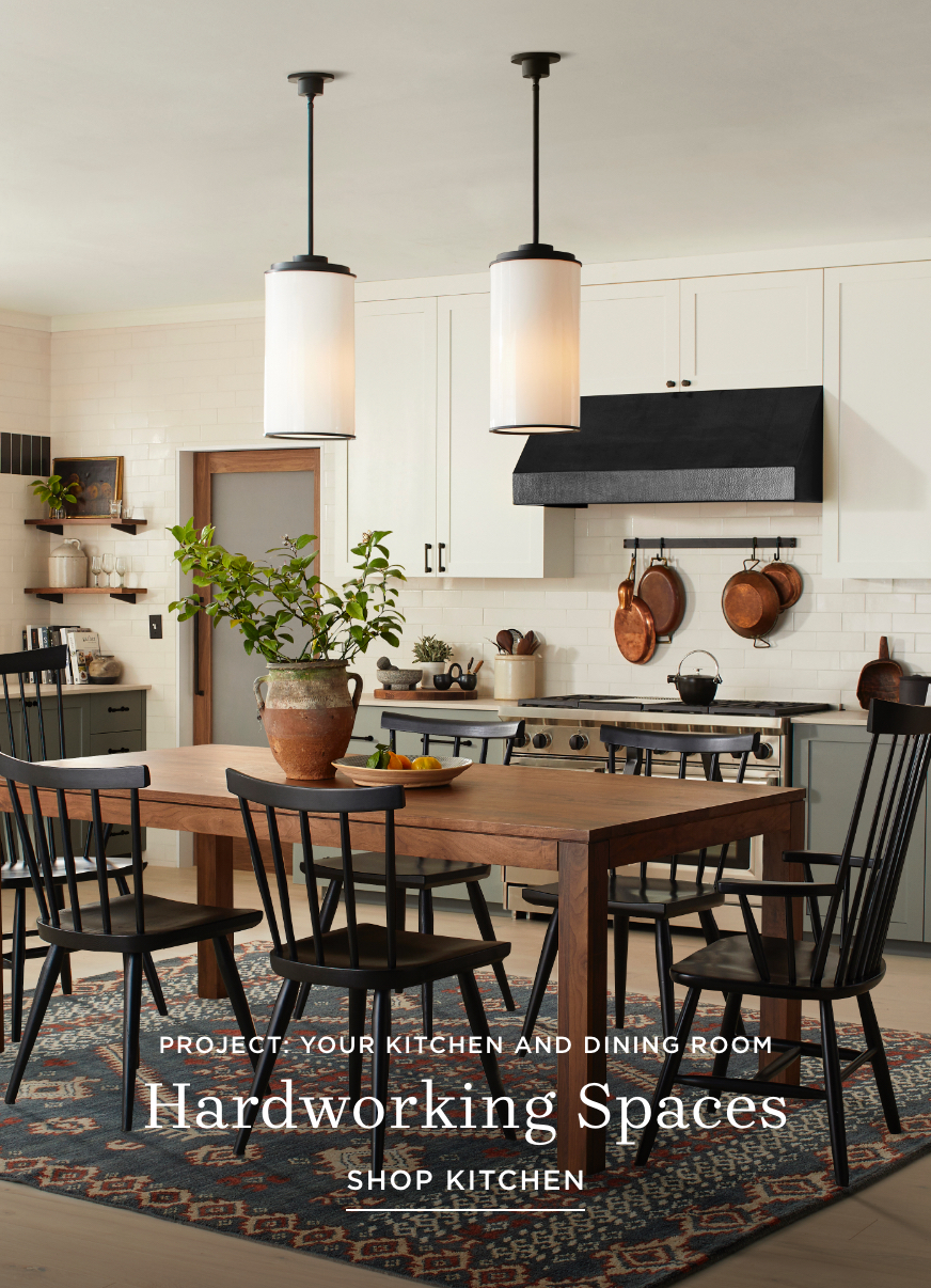 Project: Kitchen & Dining Room
