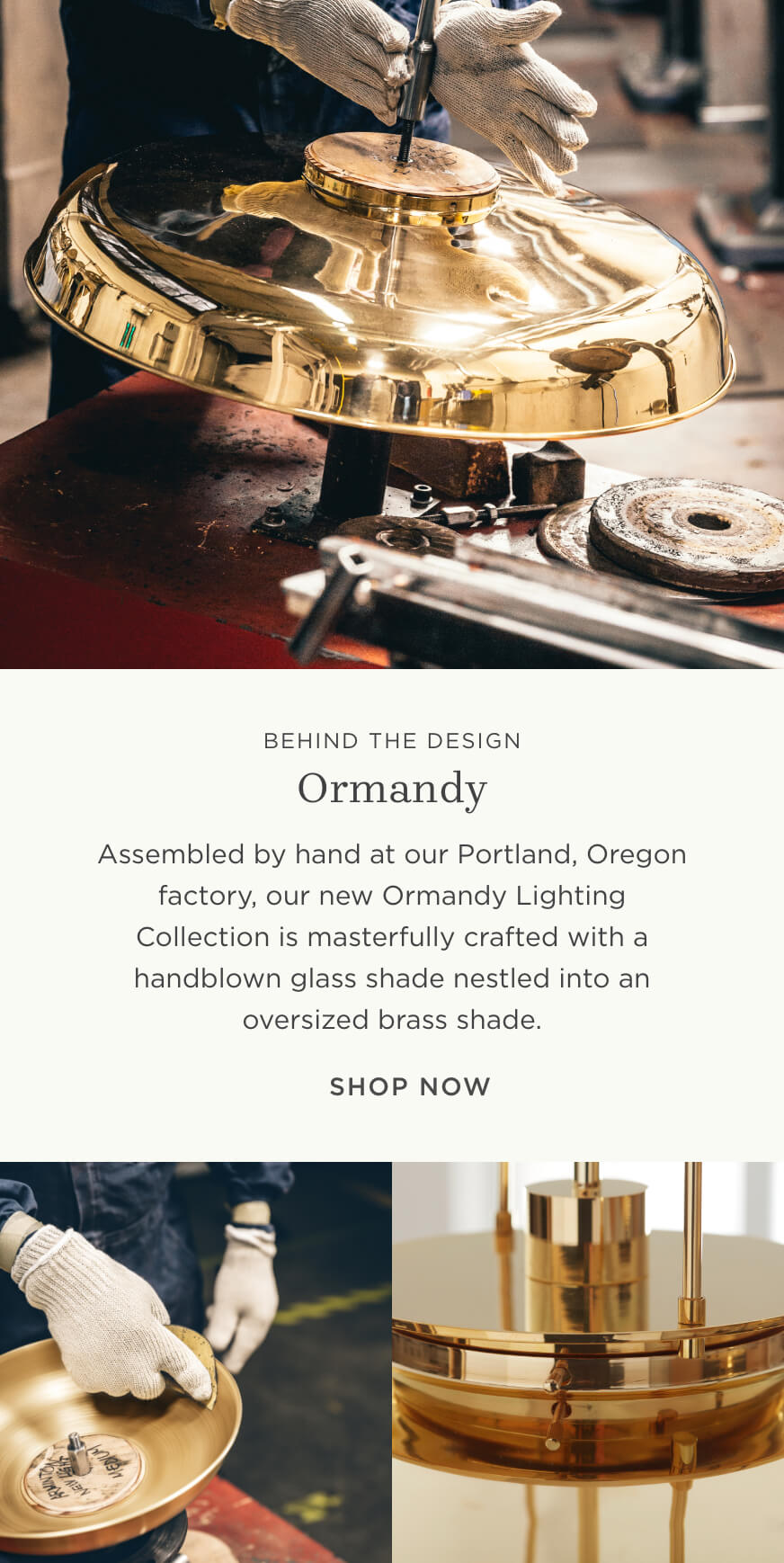Behind The Design: Ormandy