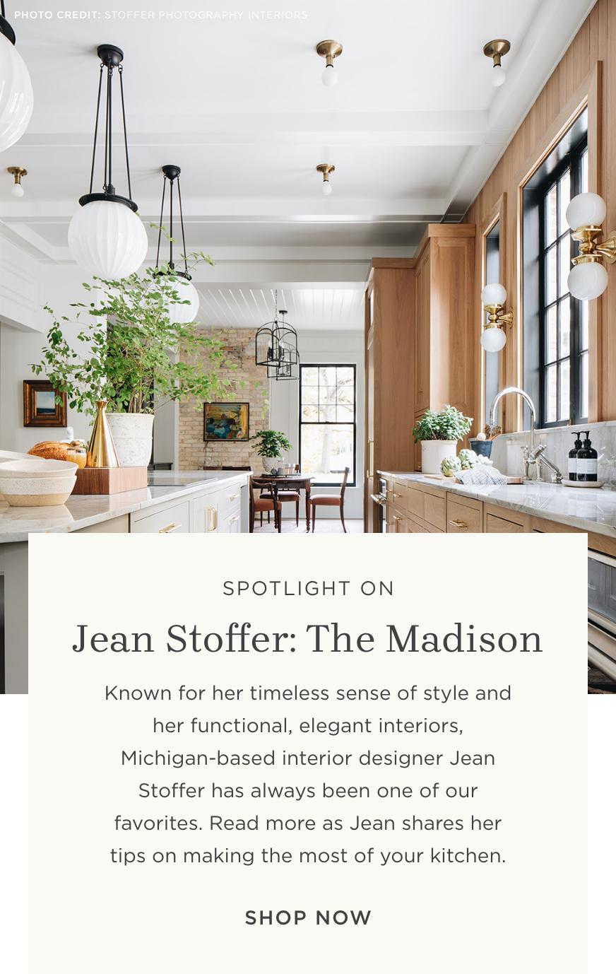 Spotlight on: Jean Stoffer