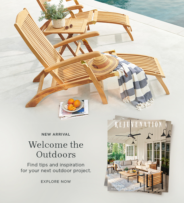 Explore the Outdoor Catalog