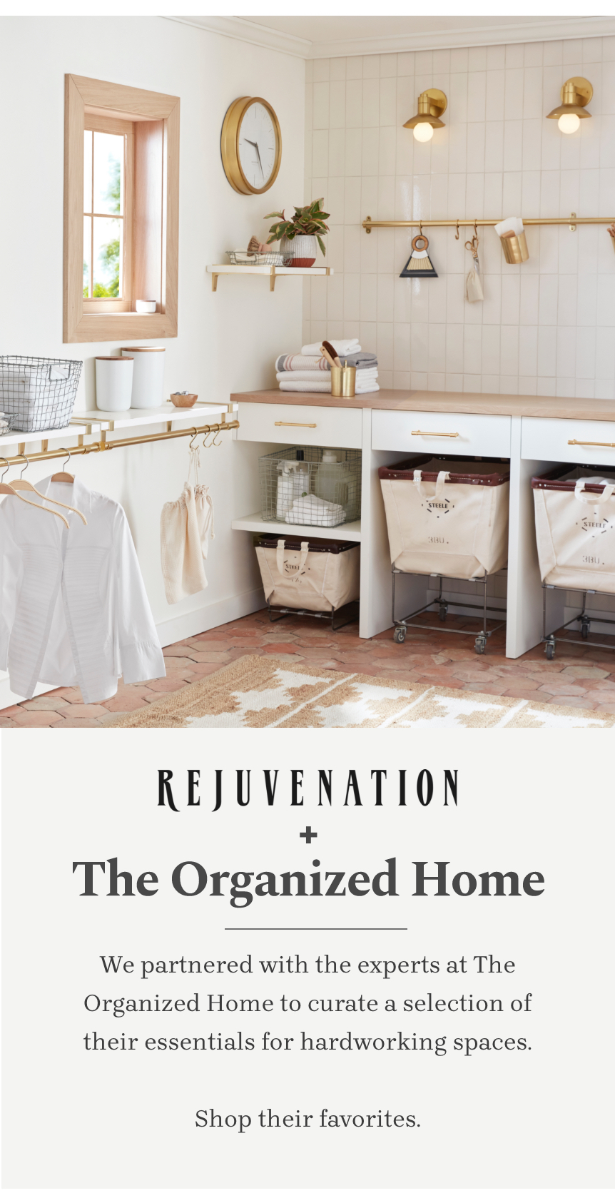 Shop the Organized Home Picks