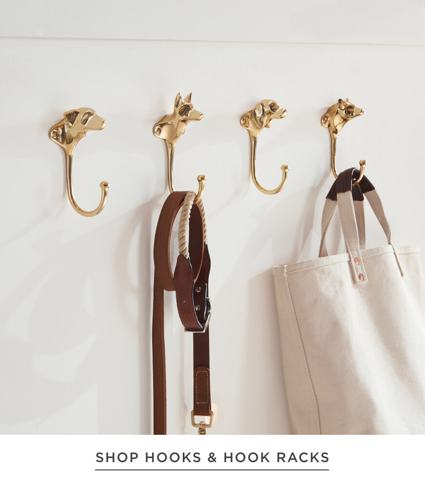 Shop Hooks & Hook Racks