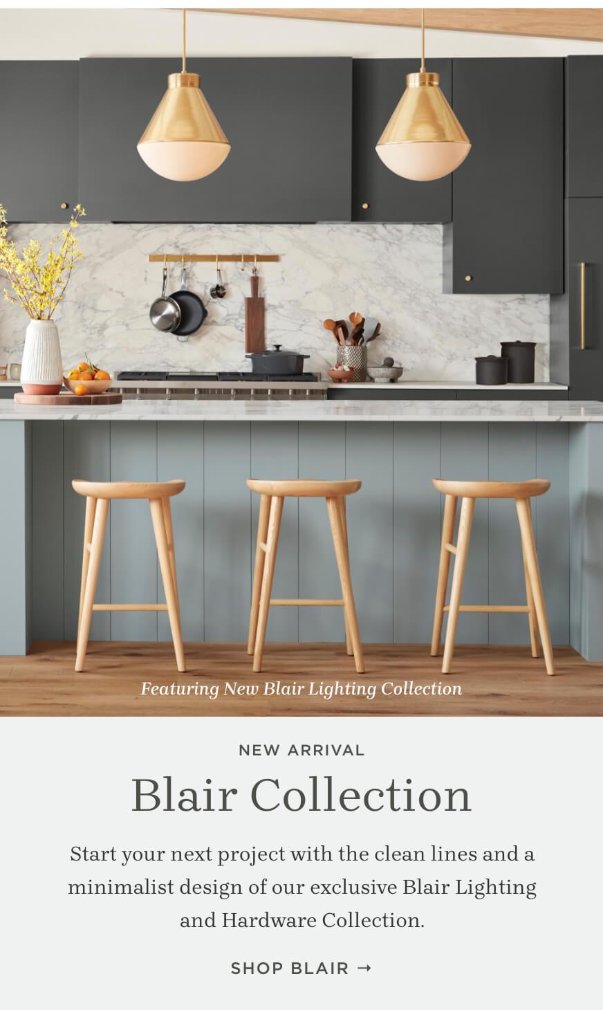 Shop the Blair Collection