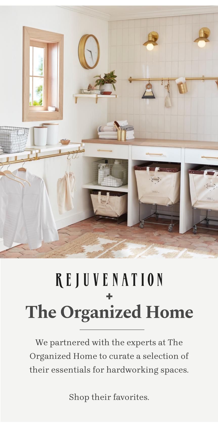 Shop the Organized Home Picks