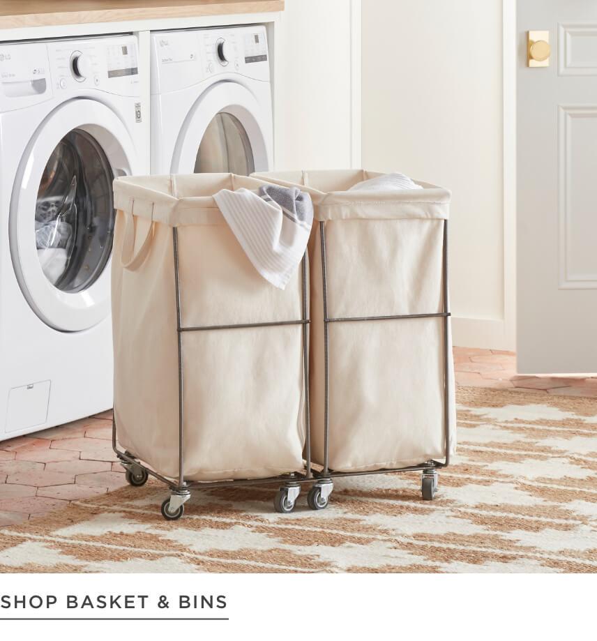 Shop Baskets & Bins