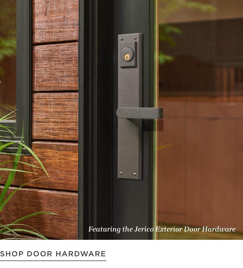 Shop Door Hardware