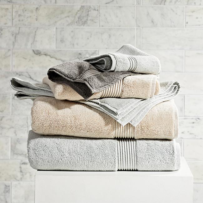 Q4 bath updates towels