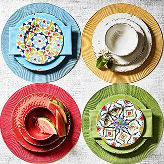 7c dinnerware