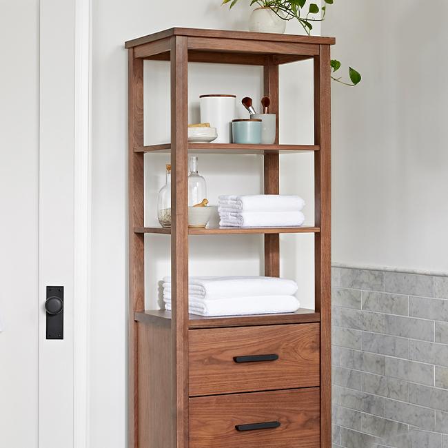 Q4 bath updates bath storage