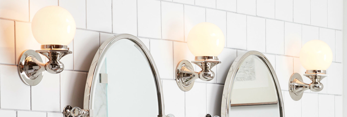 Bathroom Lighting | Rejuvenation